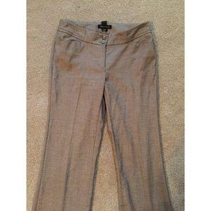 White House Black Market Pants - WHBM Legacy Trouser Pant